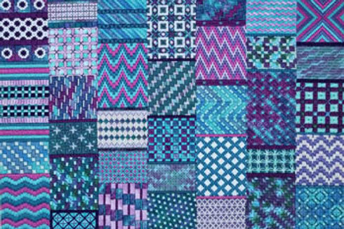 Banded By Bargello | Needle Delights Originals