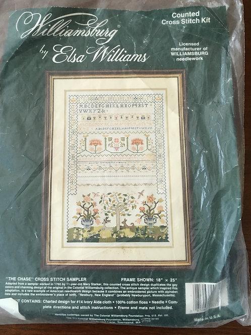 Williamsburg   Elsa Williams