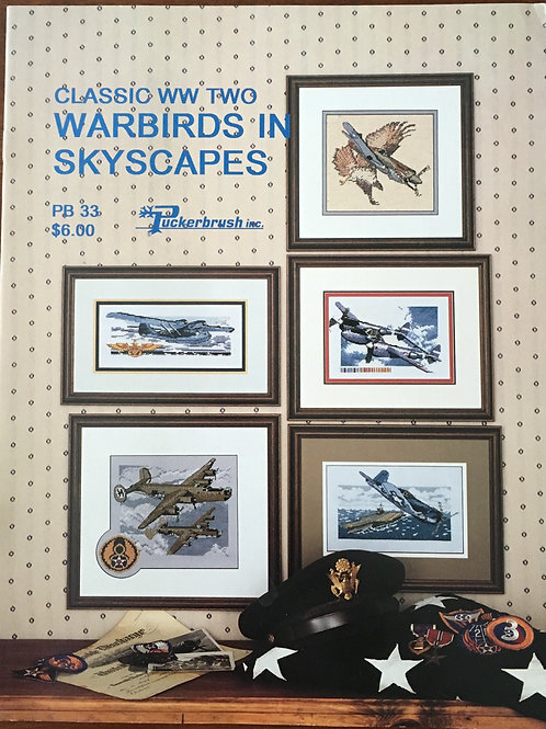 Warbirds in Skyscapes | Puckerbrush