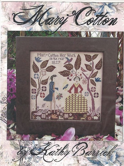 Mary Cotton | Kathy Barrick