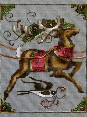 Cupid Christmas Couriers | Nora Corbett Designs