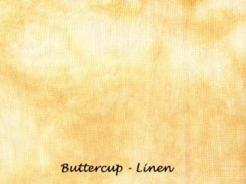 Buttercup | Linen | Under The Sea Fabrics