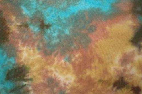 Fiery Skies | Linen | Under The Sea Fabrics