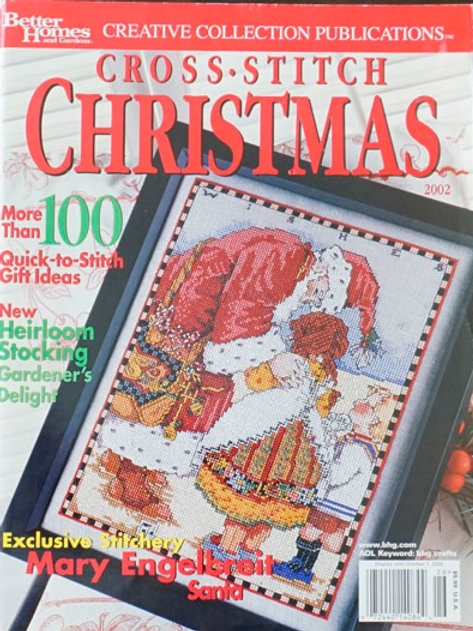 Cross Stitch Christmas 2002