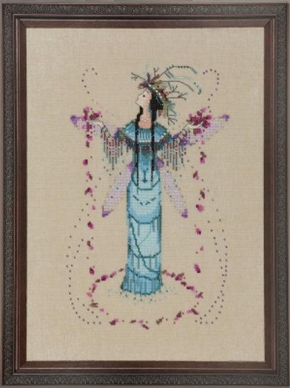 The Rain Queen The Black Forest Pixies| Nora Corbett Designs