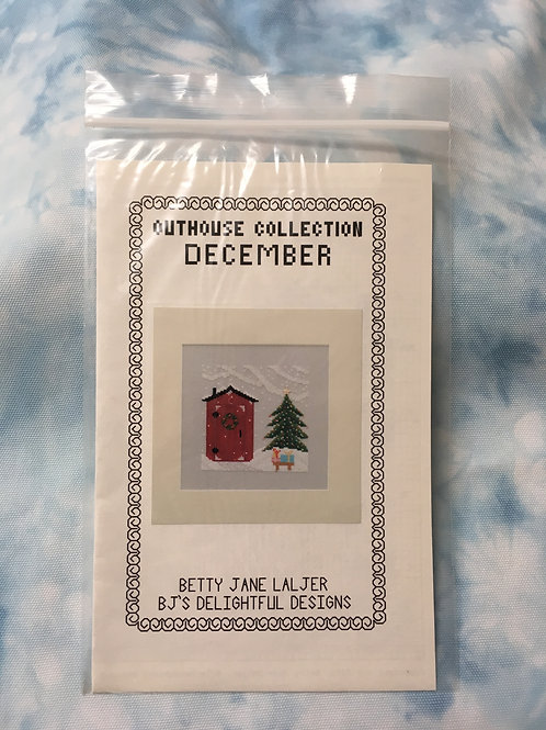December, Outhouse Collection | BJ's Delightful Designs