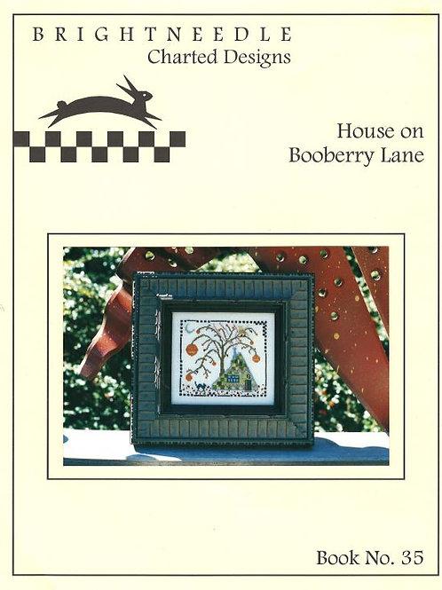 House on Booberry Lane | Brightneedle