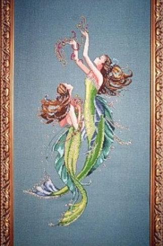 Mermaids of the Deep Blue | Mirabilia Designs