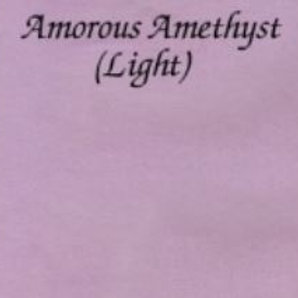 Amorous Amethyst (Light) | Aida | Silkweaver Fabrics