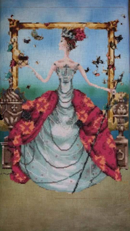 Queen Mariposa by Mirabilia