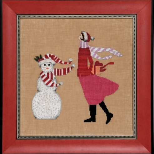 Red Winter Gift Red Ladies Collection| Nora Corbett Designs