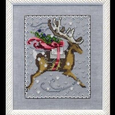 Comet Christmas Couriers | Nora Corbett Designs