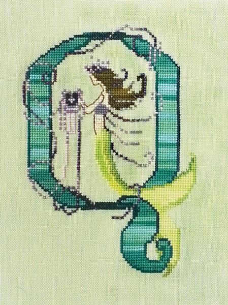 Letters From Mermaids - Q | Nora Corbett Designs