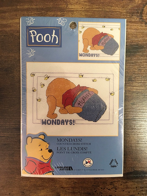 Pooh Mondays! | Leisure Arts
