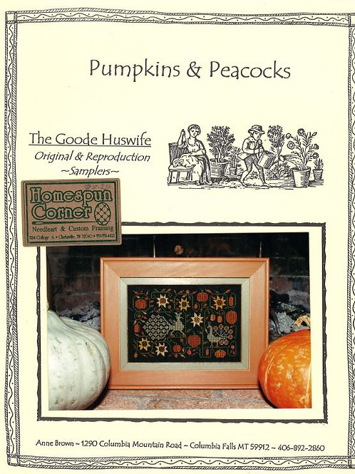 Pumpkins and Peacocks | The Goode Huswife