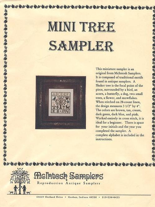 Mini Tree Sampler | McIntosh Samplers