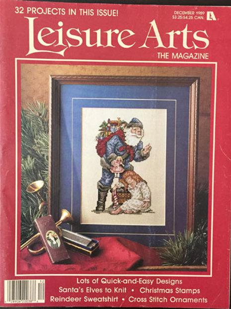 Leisure Arts Dec 1989