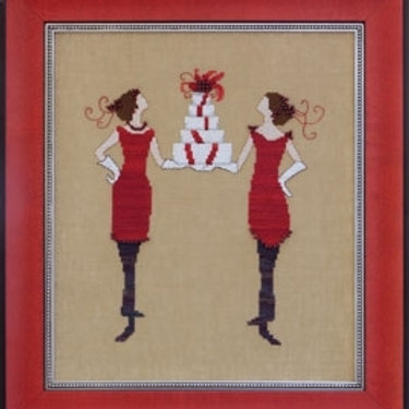 Red Gifts Red Ladies Collection | Nora Corbett Designs