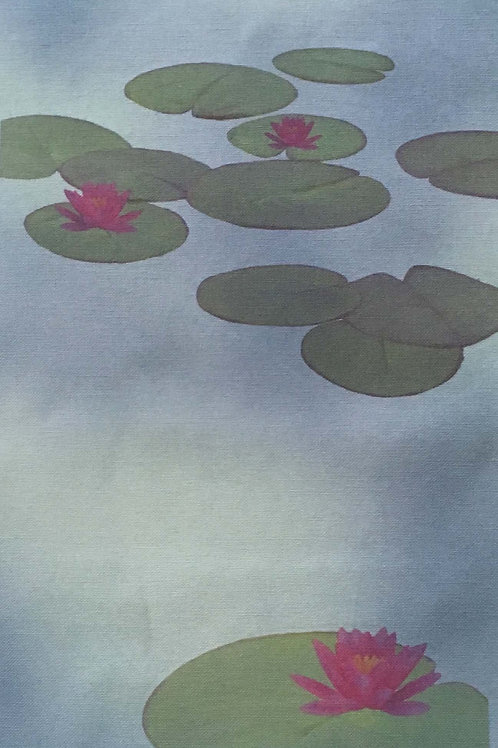 Lily Pond | Linen | HLC