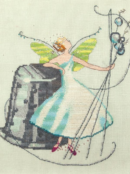 Stitching Fairies Thimble Fairy   Nora Corbett Designs