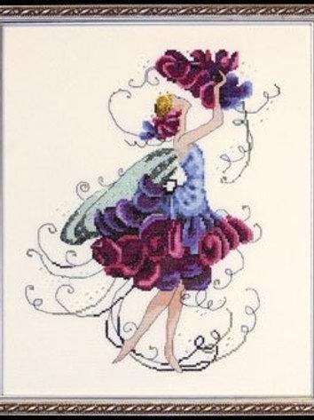 Sweet Pea Spring Garden Pixie Couture Collection | Nora Corbett Designs