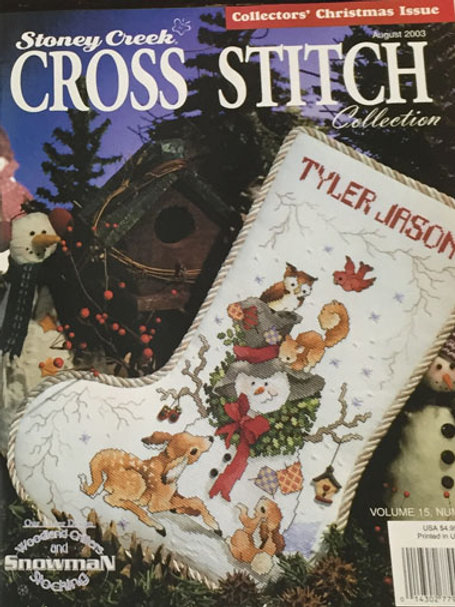Stoney Creek Cross Stitch Collection Collector's Christmas Edition
