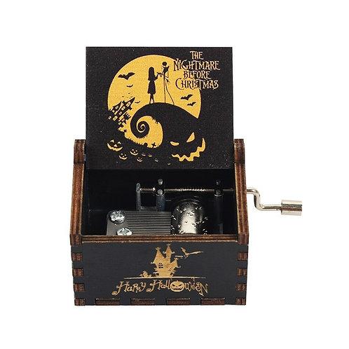 Halloween Music Box