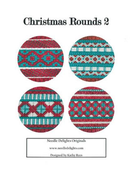 Christmas Rounds 2 | Needle Delights Originals