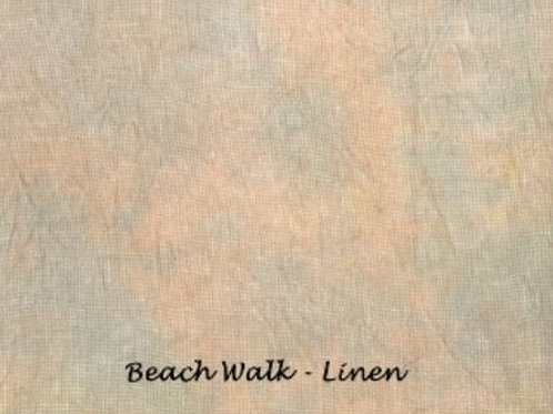 Beachwalk | Linen | Under The Sea Fabrics