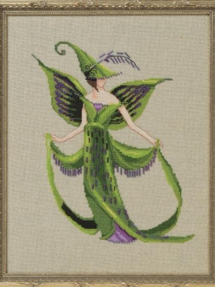 Lady Skein Orchid Party   Nora Corbett Designs