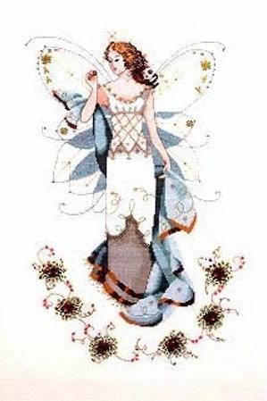 May's Emerald Fairy | Mirabilia Designs