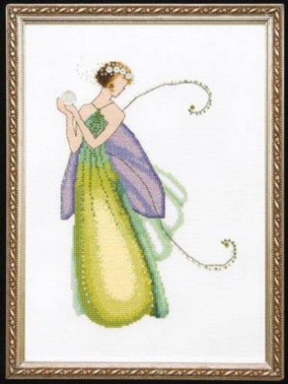 Gardenia Spring Garden Pixie Couture Collection | Nora Corbett Designs