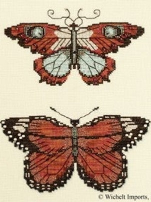 Butterflies of the Gold | Nora Corbett Designs
