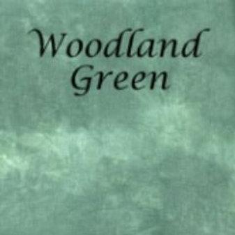 Woodland Green   Aida   Silkweaver Fabrics