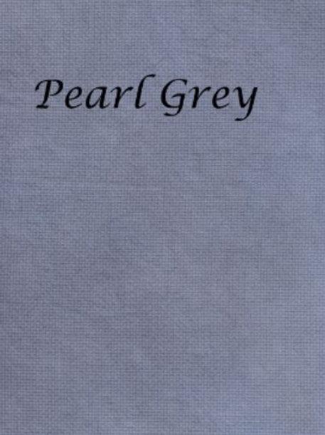 Pearl Grey | Evenweave | Silkweaver Fabrics