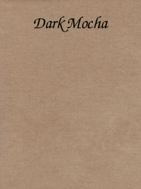 Dark Mocha | Linen | Silkweaver Fabrics