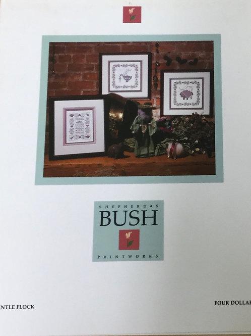 Gentle Flock | Shepherd's Bush Printworks