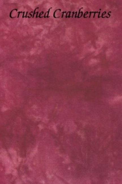 Crushed Cranberries | Aida | Silkweaver Fabrics