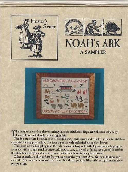 Noah's Ark - A Sampler | Hester's Sister