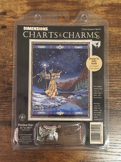 Kindred Spirits | Charts & Charms