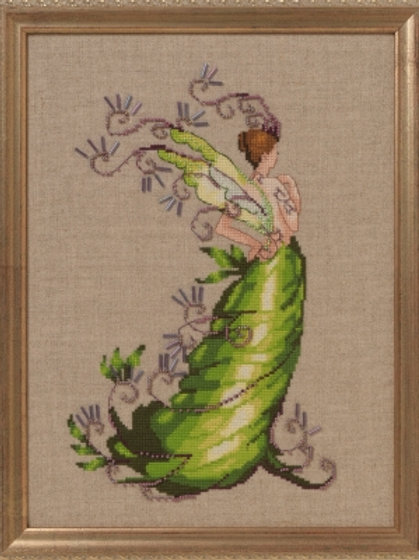 Poison Ivy Poison Pixies   Nora Corbett Designs