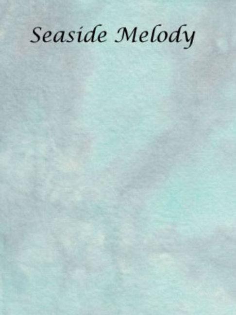 Seaside Melody | Hardanger | Silkweaver Fabric