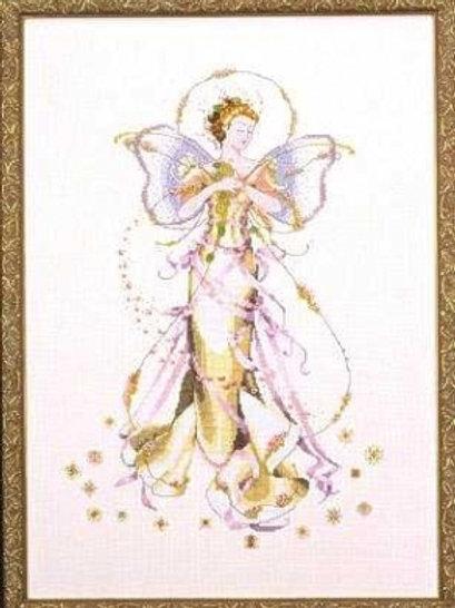 June's Pearl Fairy   Mirabilia Designs