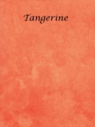 Tangerine   Aida   Silkweaver Fabrics