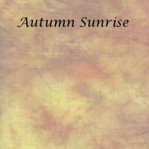 Autumn Sunrise   Linen   Silkweaver Fabrics