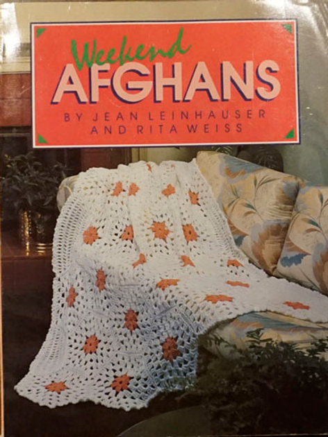 Weekend Afghans | Leisure Arts