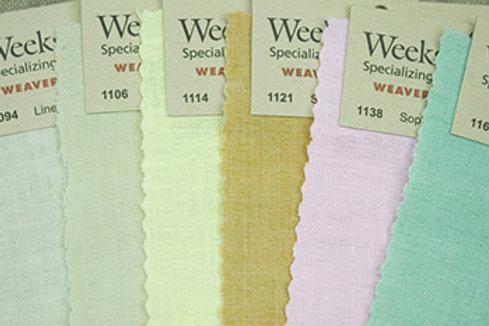Weavers Cloth | Weeks Dye Works
