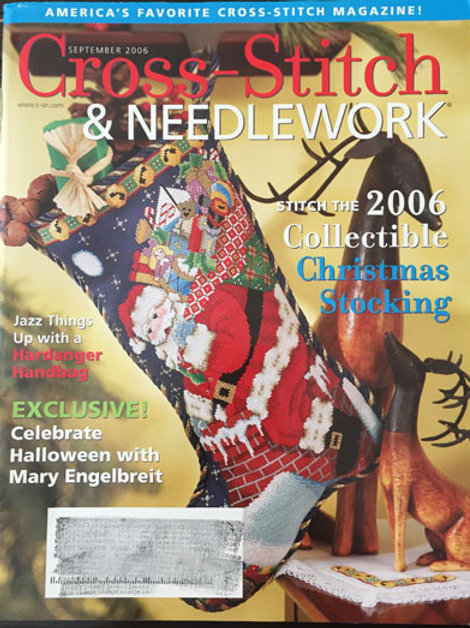 Cross-Stitch & Needlework Sep 2006