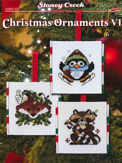 Christmas Ornaments VI