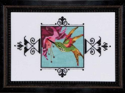 Hummingbird Audubon Street Collection | Nora Corbett Designs